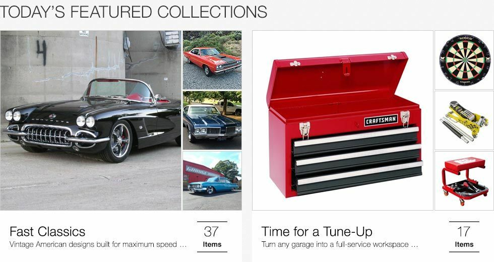 Today's Featured Collections | Fast Classics | Time for a Tune-Up