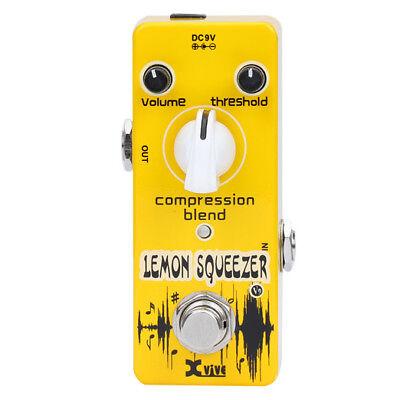 Xvive V9 Lemon Squeezer - Compressor