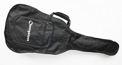 Gitarrentasche Gig Bag Tasche, verschiedene Gitarren Größen inkl. Gitarrengurt