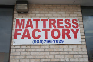 Huge Mattress In Brampton Direct From The Manufacturer