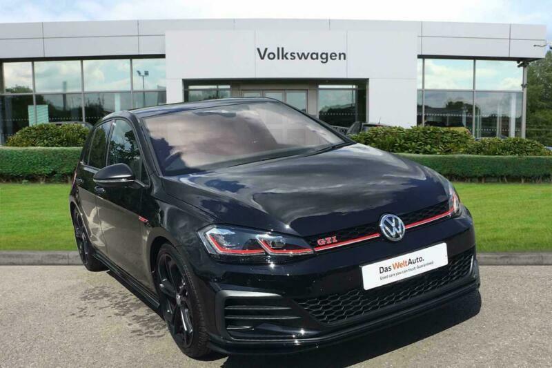 2019 Volkswagen Golf Gti Tcr 2 0 Tsi 290ps 7 Speed Dsg 5