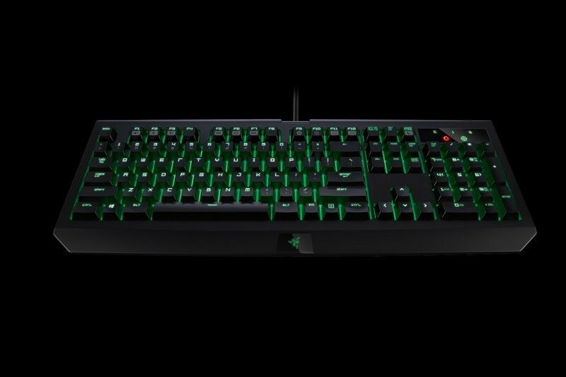 Razer BlackWidow Ultimate Stealth Mechanische Gaming Tastatur - QWERTZ