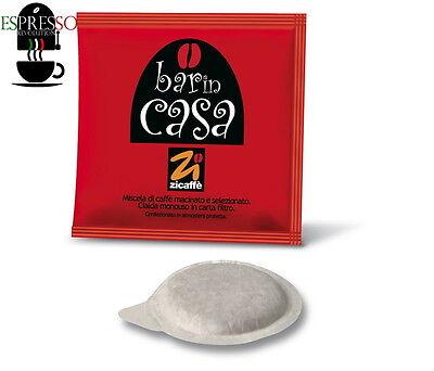 Zicaffè Bar In Casa 10 ese pads Cialde Espresso E S E espressopads pods zicaffe