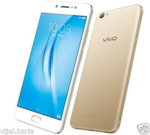 Vivo V5s | 64 GB | 4 GB | VoLTE | Dual Sim | FingerPrint | 20 MP | Crown Gold