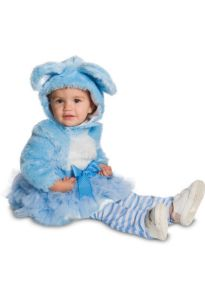 Rubies Baby Blue Bear Zoo Animal Cute Infant Toddler Halloween Costume 510522