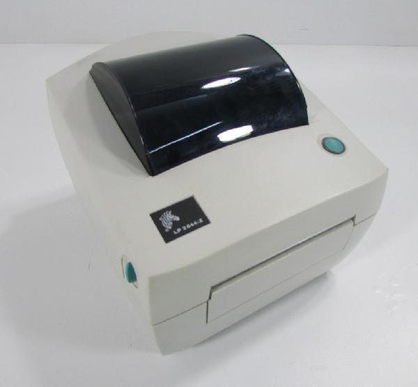 ZEBRA LP 2844-Z Netzwerk+USB LP2844Z Etikettendrucker Thermodirekt Label Printer
