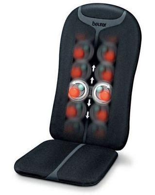 Beurer Shiatsu-Massagesitzauflage MG 205 Licht- und Wärmefunktion