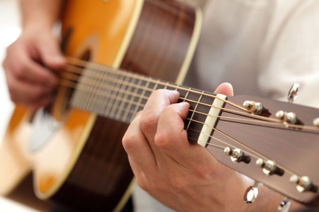 Methods to Learn to Play Intricate Acoustic Guitar Pieces ...