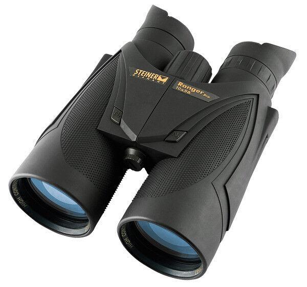 Steiner Fernglas Ranger Pro 10x56 Neu Ansitz Dämmerung Jagdglas Sonderpreis