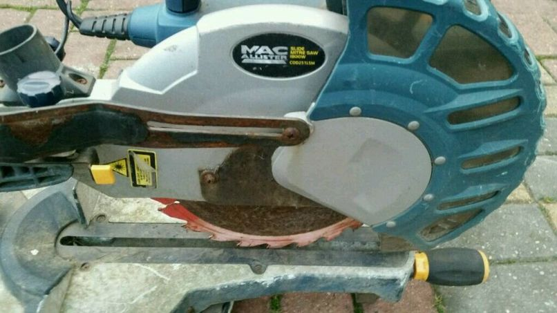 Mac Allister Chopsaw Spares Or Repairs In Bradford West Yorkshire Gumtree