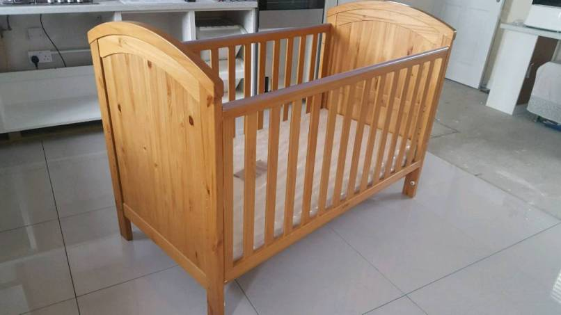Mothercare Westbury Cotbed