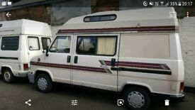 Talbot Express Campervan Parts