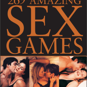 269 AMAZING SEX GAMES by Hugh deBeer pdf-ebook+MRR+Free Shipping