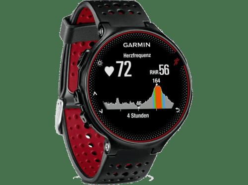 Garmin Forerunner 235, Negro, GPS, Connect IQ, Control de calorías, Pulsómetro