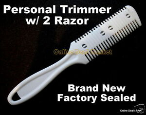 personal razor blade b hair trimmer cleaner cutting
