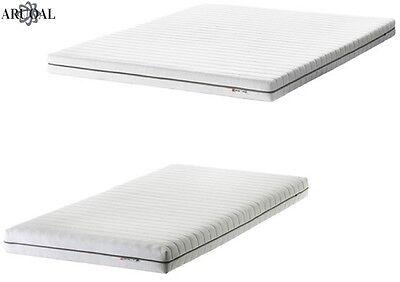 Ikea Malfors Foam Mattress Available Firm Medium Various Uk Eu Sizes