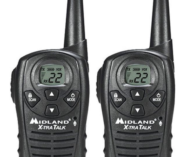 Midland X Tra Talk Gmrs