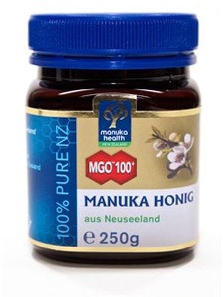 Manuka Health Akt. Manukahonig MGO 100+, 250g
