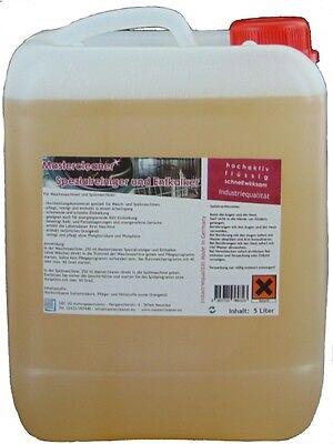 Mastercleaner Spül- Waschmaschinen Reiniger und Entkalker 5 Liter