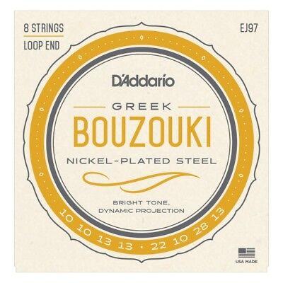 Daddario EJ97 | Bouzouki (griechisch) | 8-Saitig | Saiten | Strings