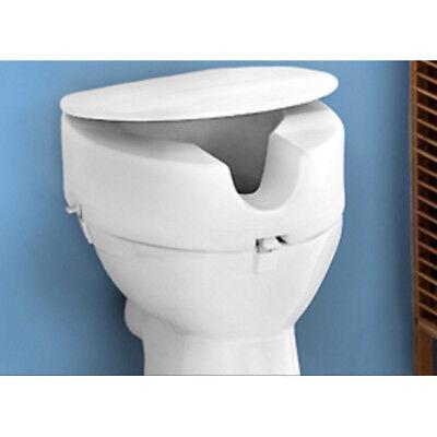 WC Sitzerhöhung Toilettensitz Erhöhung TÜV !!! Absenkautomatik max 150 kg