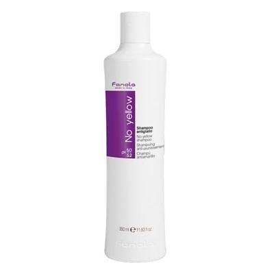 Fanola No Yellow Shampoo gegen Gelbstich 350 ml