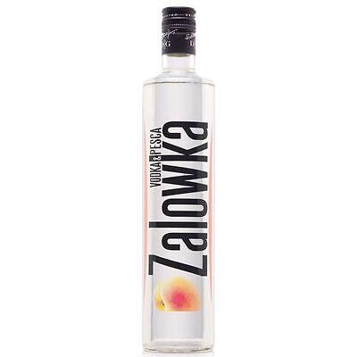22,13€/l Zalowka Vodka & Peca Likör 0,7l 21% Wodka mit Geschmack Pfirsich