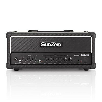 SubZero SA100H 100W Solid State Amplifier Head