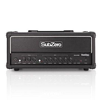 SubZero SA100H 100W Solid State Amplifier Head