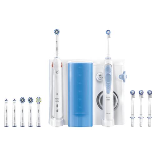 Oral-B Smart 5000 OxyJet Mundpflege-Center mit Bluetooth