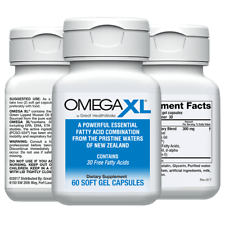 Omega XL 60 ct by Great HealthWorks: Small, Potent, Joint Pain Relief - ...