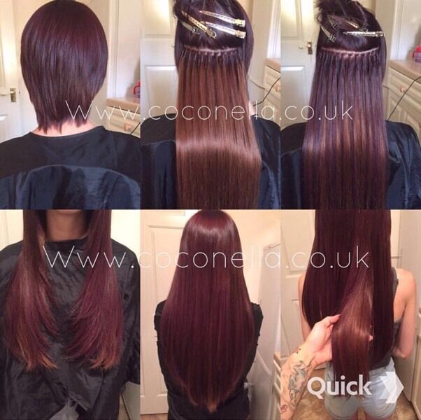 Hot fusion hair extensions the best hair 2017 the difference between cold fusion and hot hair extension pmusecretfo Image collections
