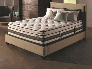 Luxury Queen Size Hotel Grade Mattress With Free Split Boxspring