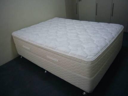 Pillow Top Mattress Base Q Ueen Ki Ng Double