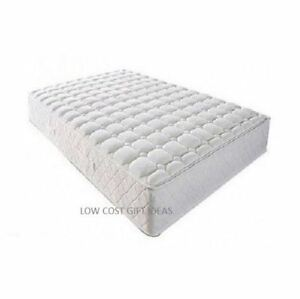 Full Size Mattress 8 Inch Luxury Quality Coil Springs Firm Double Bed Room