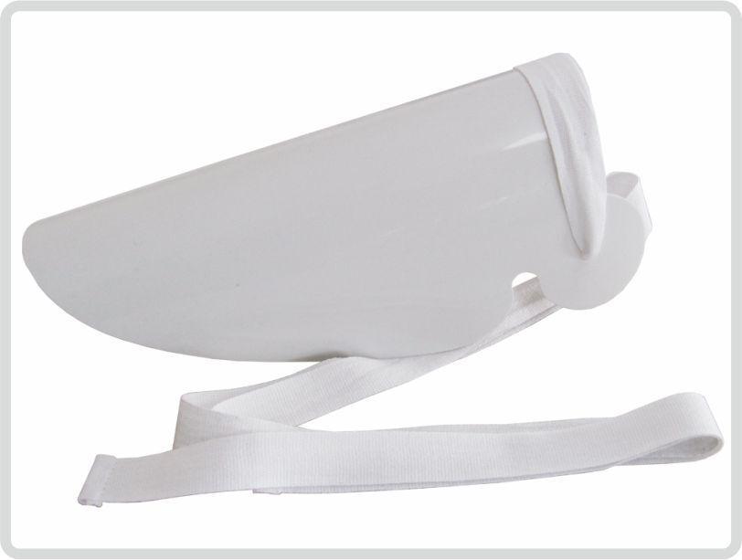 Strumpfanzieher aus Kunststoff, weiß Sockenanziehhilfe Strumpfanziehilfe