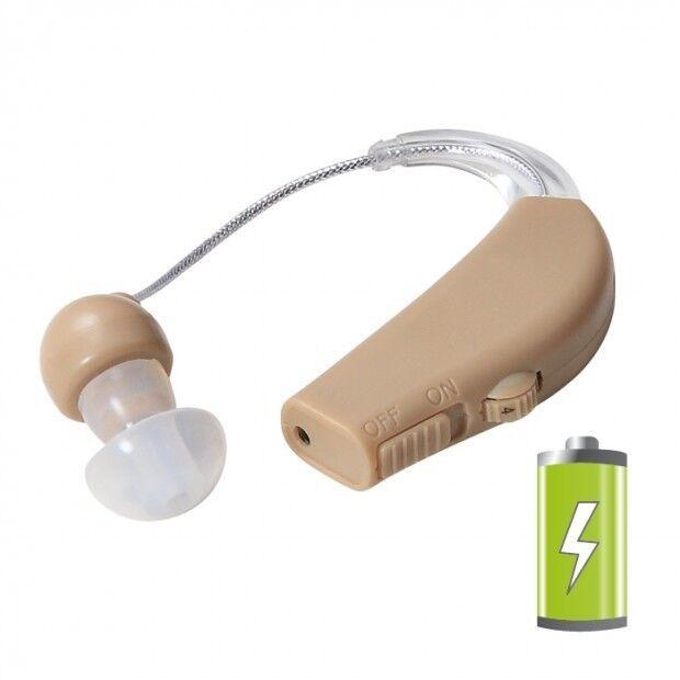 Wiederaufladbarer Hörverstärker Hörhilfe Hörgerät Aufladbar Akku