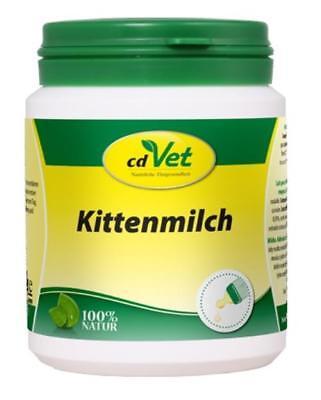 cdVet Kittenmilch 90g Milchaustausch-Ergänzungsfuttermittel für Katzen