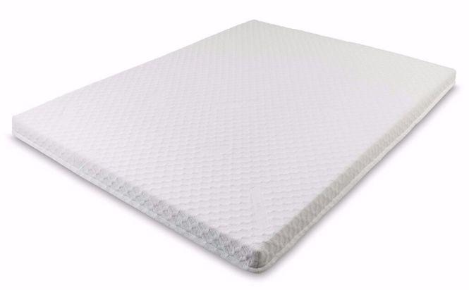 Snug Memory Foam Mattress Topper Super King Size Brand New Unused