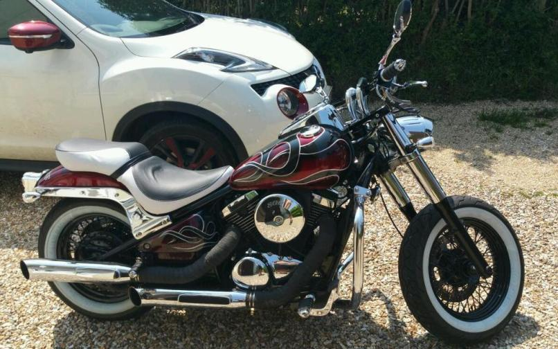 Swap Or Kawasaki Vn 800 Classic Custom Bobber Chopper