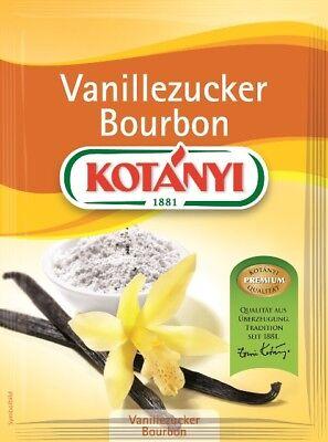 Kotanyi Vanillezucker mit echter Bourbon-Vanille