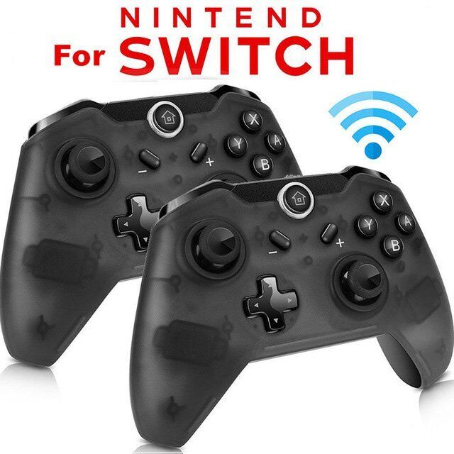 Bluetooth Wireless Gaming Pro Controller Switch Gamepad Dual Shock für Switch
