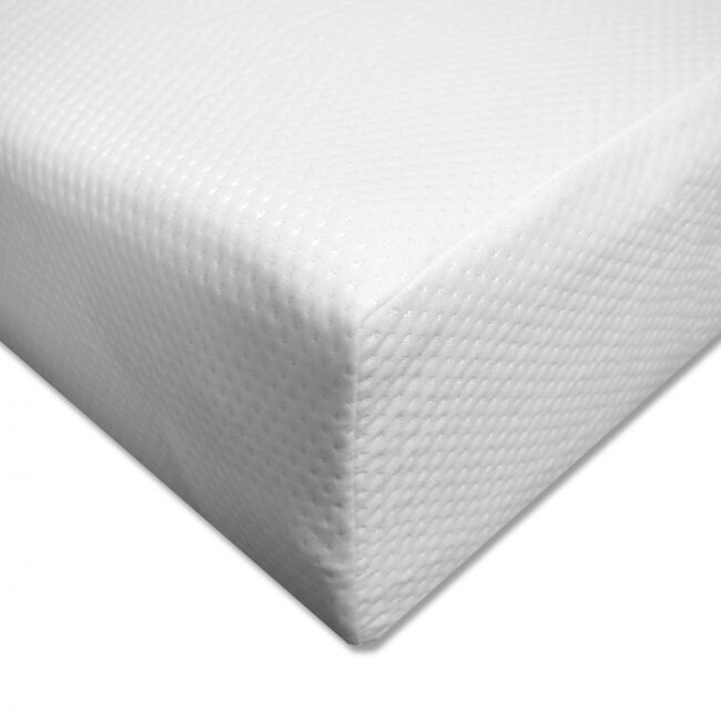 New 8 Inch Memory Foam Single Mattress 3 Foot Ikea Euro Size 90cm X 200cm Worth