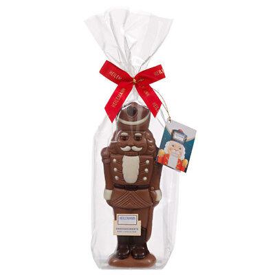 Nussknacker Schokoladenfigur 125 g Edelvollmilch Schokolade Weihnachten