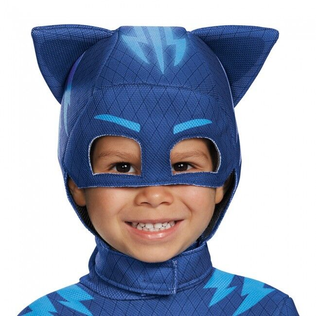 Disguise Pj Masks Catboy Deluxe Cartoon Mask Child Boys Halloween Costume 18667