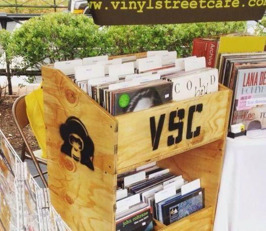 Vinyl Street Cafe