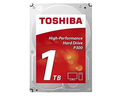 1TB Toshiba P300 HDWD110UZSVA, interne 8,9cm (3,5