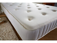 Double Mattress 12 Inches Kingsize Changable Sides Extra Firm
