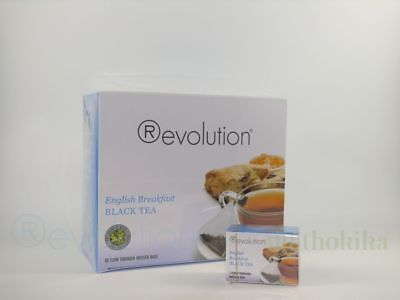 (23,56 EUR / 100 Gramm) Revolution Tee - English Breakfast Tea 30ct