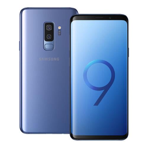 NUEVO-Samsung-Galaxy-S9-Plus-SM-G965FDS-128GB-LTE-Doble-SIM-Desbloqueado-AZUL